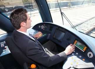 Conducteur de train